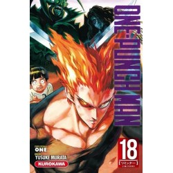 ONE-PUNCH MAN - TOME 18 -...