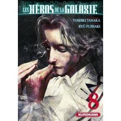 LES HEROS DE LA GALAXIE -...