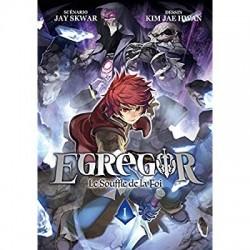 EGREGOR - TOME 1 - LE...