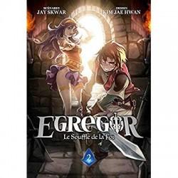 EGREGOR - TOME 2 - LE...