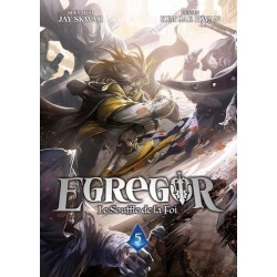 EGREGOR - TOME 5 - LE...