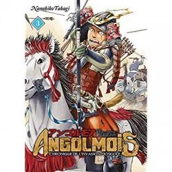 ANGOLMOIS - TOME 3 -...