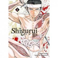 SHIGURUI - TOME 1 (NOUVELLE...