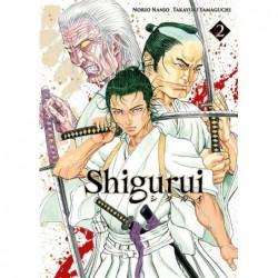 SHIGURUI - TOME 2