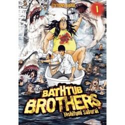 BATHTUB BROTHERS - TOME 1 -...