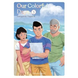 OUR COLORFUL DAYS - TOME 3...