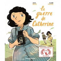 GUERRE DE CATHERINE BD (LA)