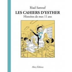LES CAHIERS D'ESTHER - TOME...