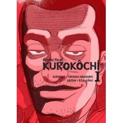 INSPECTEUR KUROKOCHI T01 -...