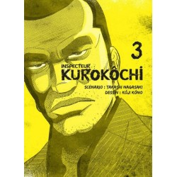 INSPECTEUR KUROKOCHI T03 -...