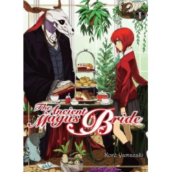 THE ANCIENT MAGUS BRIDE T01...