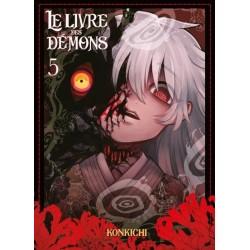 LE LIVRE DES DEMONS T05 -...