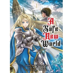A SAFE NEW WORLD T01 - VOL01