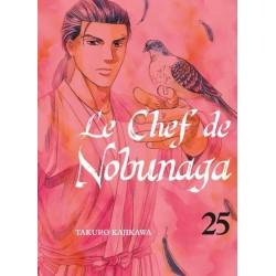 LE CHEF DE NOBUNAGA T25 -...