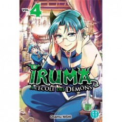 IRUMA A L'ECOLE DES DEMONS T04