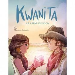 KWANITA - LA LARME DU BISON