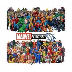 SUPER-WAR, MARVEL VERSUS DC...