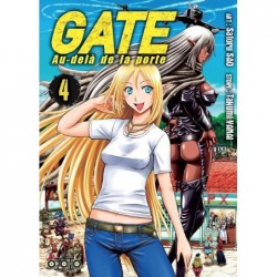 "GATE ""AU-DELA DE LA PORTE"" T04"