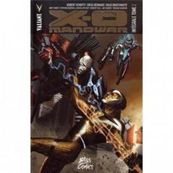 X-O MANOWAR INTEGRALE T02