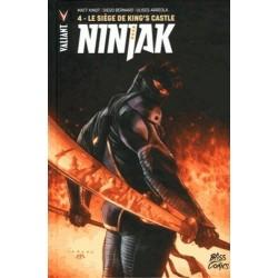 NINJAK T04 - LE SIEGE DE...
