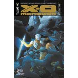 X-O MANOWAR - INTEGRALE T01