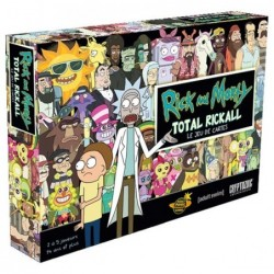 RICK AND MORTY - TOTAL RICKALL