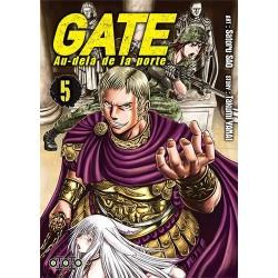 "GATE ""AU-DELA DE LA PORTE"" T05"