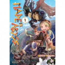 MADE IN ABYSS T01