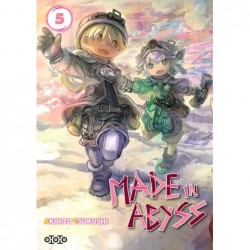 MADE IN ABYSS T05