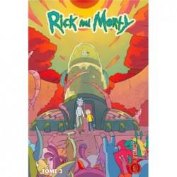RICK & MORTY - RICK AND...