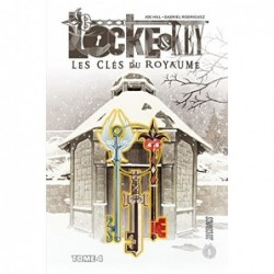 LOCKE & KEY, T4 : LES CLES...