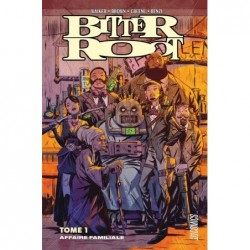 BITTER ROOT, T1 : AFFAIRE...