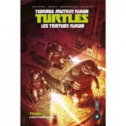 LES TORTUES NINJA - TMNT,...