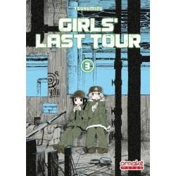GIRLS' LAST TOUR - TOME 3...