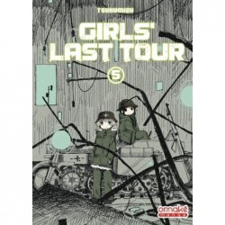 GIRLS LAST TOUR - TOME 5...