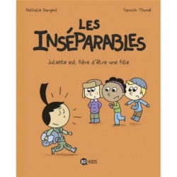 LES INSEPARABLES, TOME 03 -...