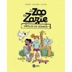 LE ZOO DE ZAZIE, TOME 01 -...