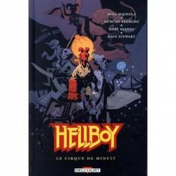 HELLBOY T16 - LE CIRQUE DE...
