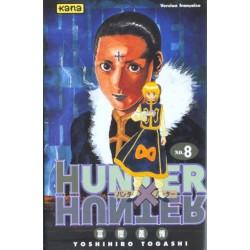 HUNTER X HUNTER - TOME 8