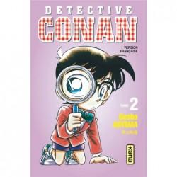 DETECTIVE CONAN - TOME 2