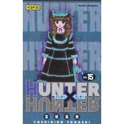 HUNTER X HUNTER - TOME 15