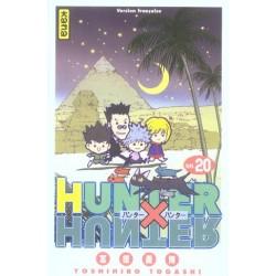 HUNTER X HUNTER - TOME 20