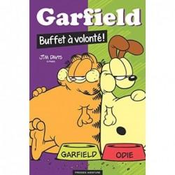 GARFIELD - BUFFET A VOLONTE