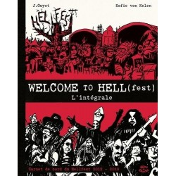 WELCOME TO HELLFEST -...