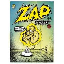 ZAP COMIX L'INTEGRALE VOLUME 1