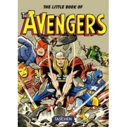 THE LITTLE BOOK OF AVENGERS...