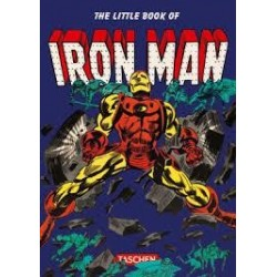 THE LITTLE BOOK OF IRON MAN...