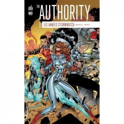 THE AUTHORITY : LES ANNEES...