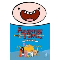 ADVENTURE TIME INTEGRALE -...