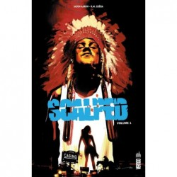 SCALPED INTEGRALE  - TOME 1
